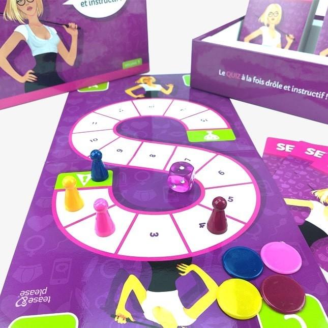 jeu sexpert - jeu coquin