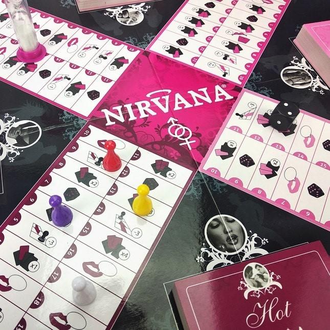 jeu Nirvana - jeux de couple