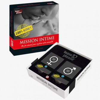 Jeu coquin mission intime edition 100% kinky
