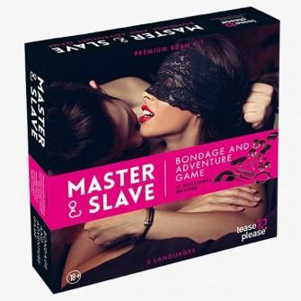 jeu master and slave - gage couple