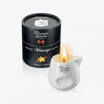 Bougie de massage Gourmande Vanille - bougie de massage