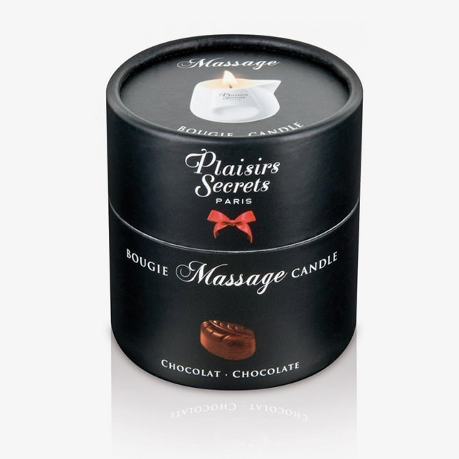 Bougie de massage Gourmande Chocolat - bougie de massage