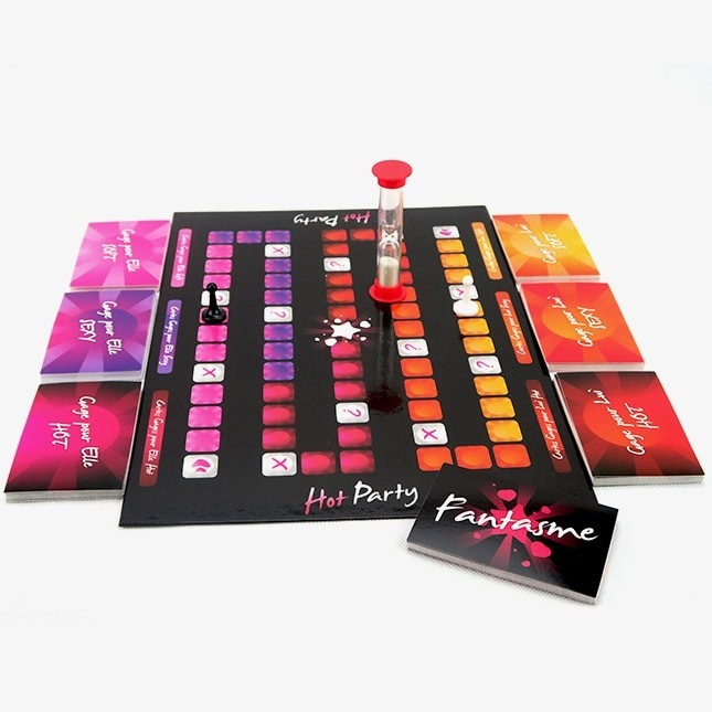 jeu hot party - jeux sexe couple